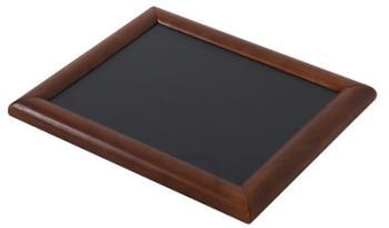 Kreidetafeln aus Holz