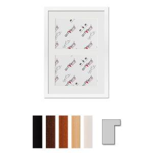 "2er Galerierahmen ""Lund"", 25x35 cm - 13x18 cm"