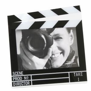 Foto-Bilderrahmen Filmklappe