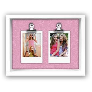 Fotorahmen Funny Pink für Sofortbilder