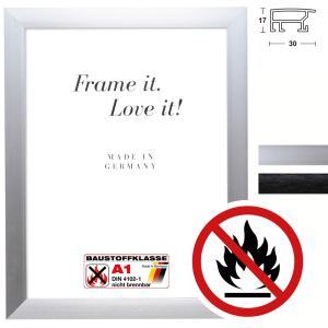 Klassifizierter Standard A1 Brandschutzrahmen Econ breit