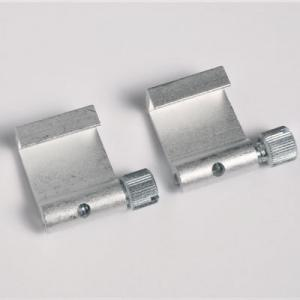 50 Stück Aluminium-Bilderhaken (max. Tragkraft 5 kg)