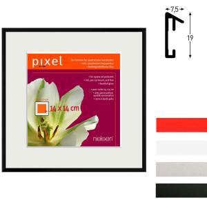 Alurahmen Pixel inkl. Passepartout