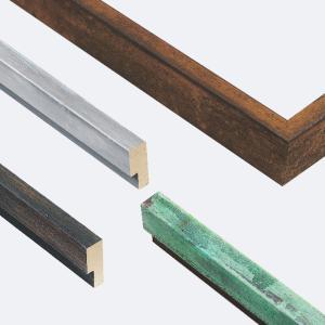 Holz Bilderrahmen Sonderzuschnitt, Officina 20