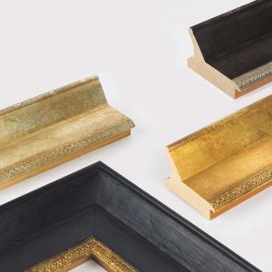 Holz Bilderrahmen Sonderzuschnitt, Hermitage 105