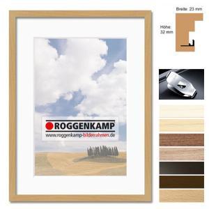 Holz Bilderrahmen aus Buche / Ahorn - Sonderzuschnitt