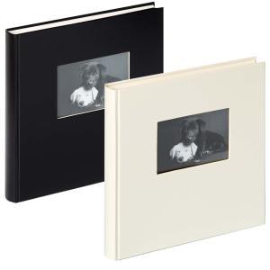 """Buchalbum """"Charm"""" mit 60 weißen Seiten"""