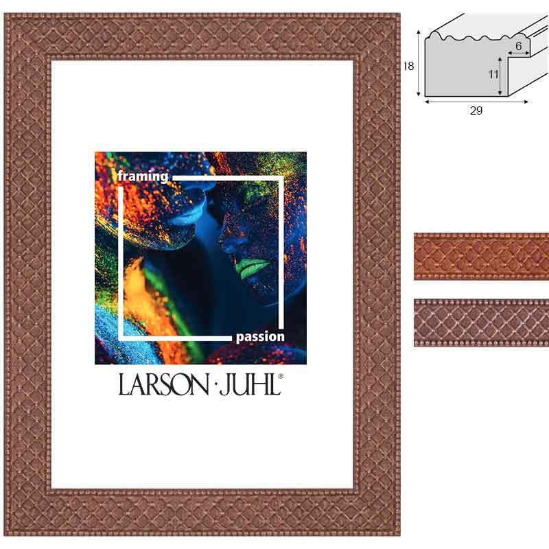 Holz-Bilderrahmen Allegra 2,9 - Sonderzuschnitt