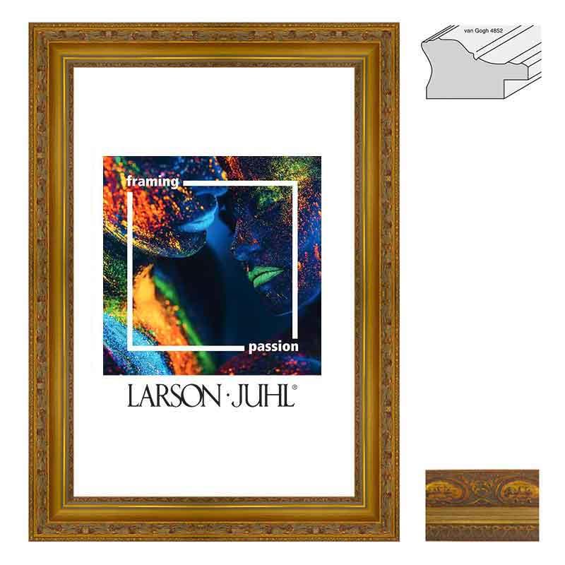 Holz-Bilderrahmen Van Gogh 4,0 - Sonderzuschnitt