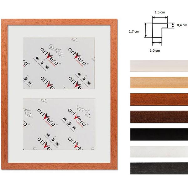"""2er Galerierahmen """"Uppsala"""", 30x40 cm - 15x20 cm"""