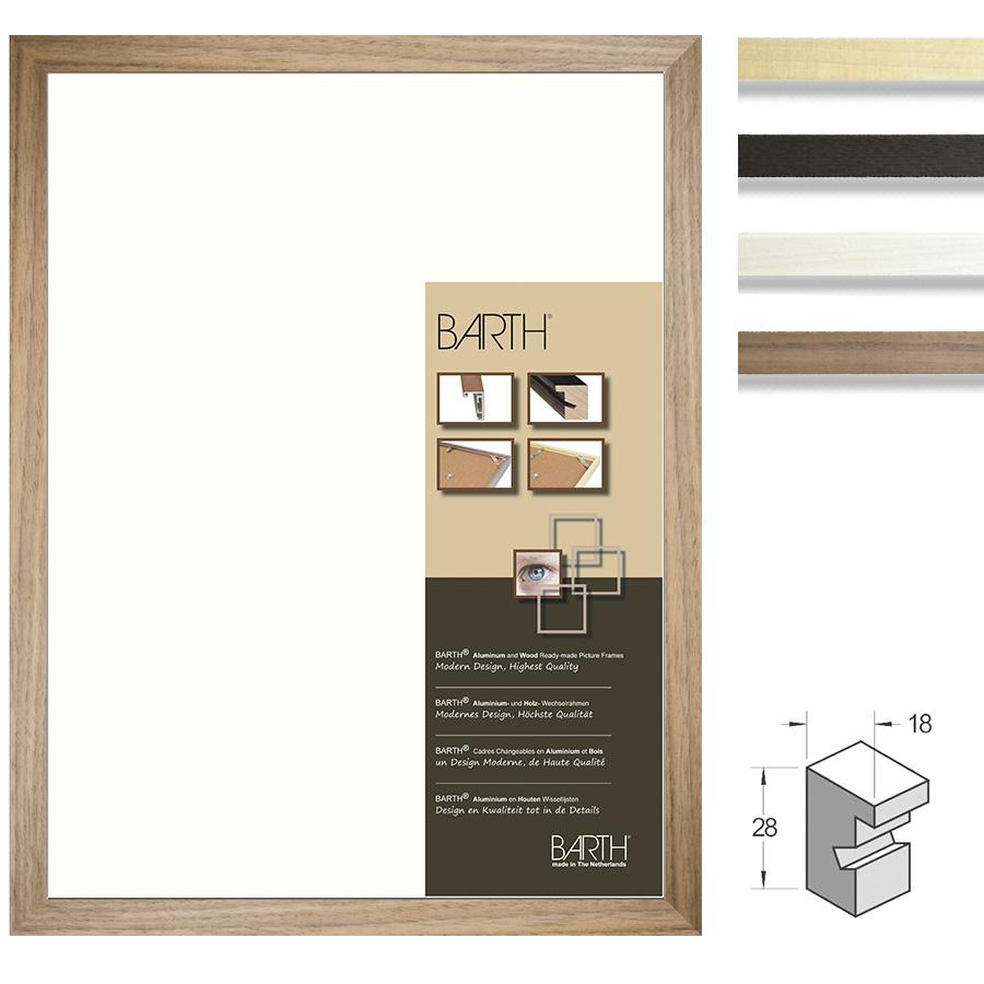 Holz-Bilderrahmen Serie 210