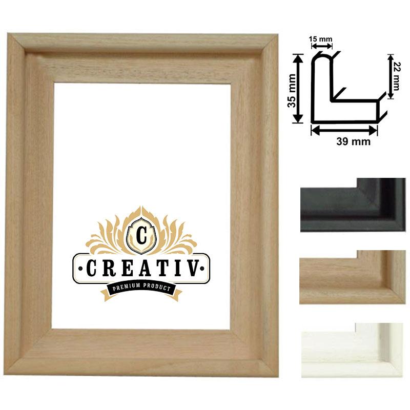 creativ schattenfugenrahmen lazio nach ma. Black Bedroom Furniture Sets. Home Design Ideas
