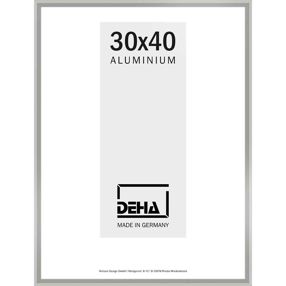 Cliprahmen 50x50 Normalglas