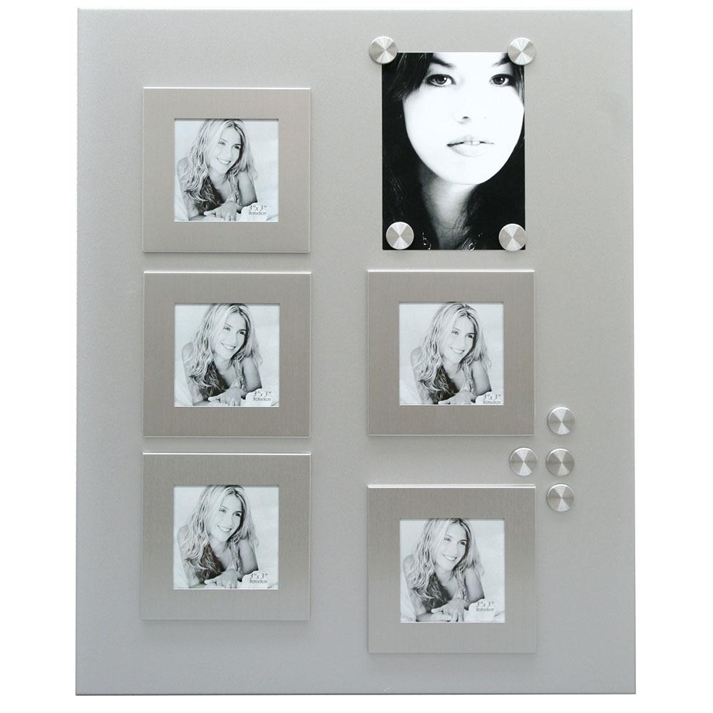 Magnetwand Burdinne mit 5 Rahmen