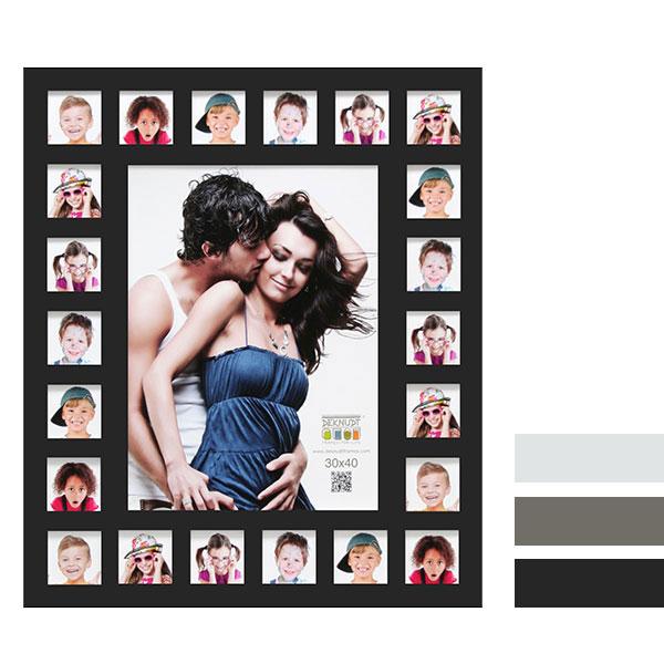 Galerie-Bilderrahmen Kortessem für 23 Bilder
