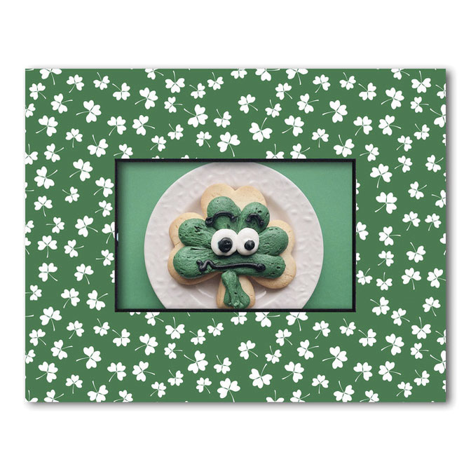 Dekolino St. Patrick's Clover