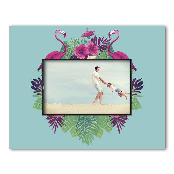 Dekolino Flamingos in Love