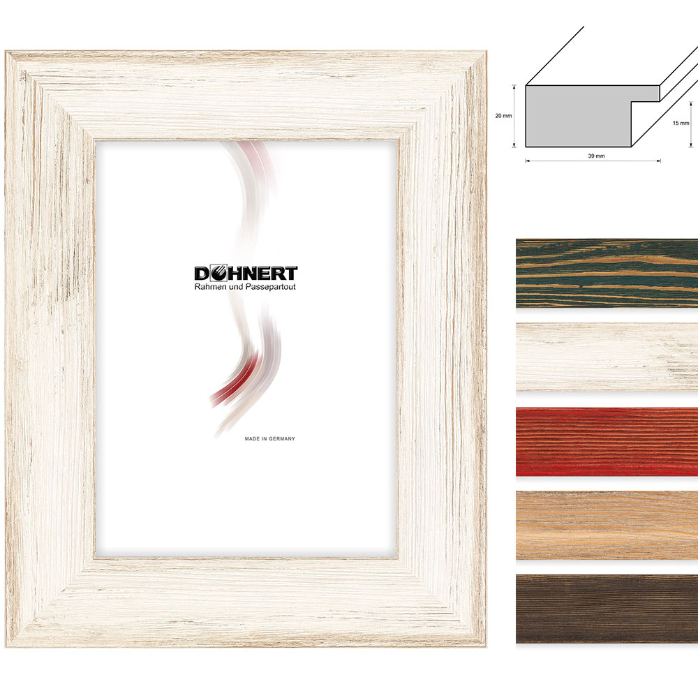 Holz Bilderrahmen-Zuschnitt Finshley