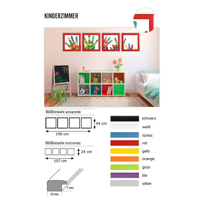 "Wandgalerie ""Kinderzimmer"""