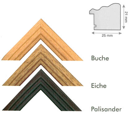Holz Bilderrahmen Karloof