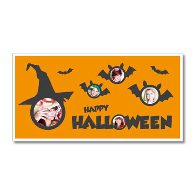 Themen-Passepartout Halloween