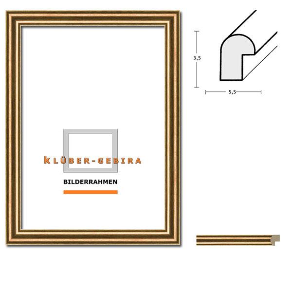 Holz Bilderrahmen Saragossa nach Maß