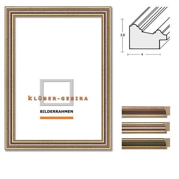 Holz Bilderrahmen Girona nach Maß