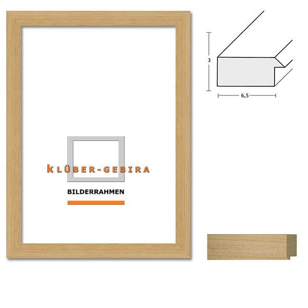 Holz Bilderrahmen Santa Brigida nach Maß