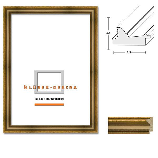 Holz Bilderrahmen Cordoba nach Maß
