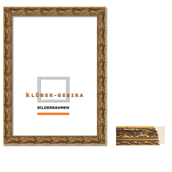 Barock Bilderrahmen Escorca nach Maß