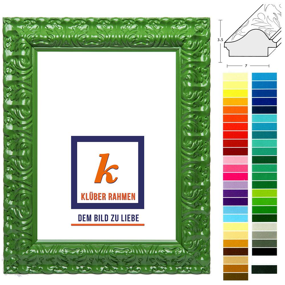 Barock Bilderrahmen Salamanca Color nach Maß