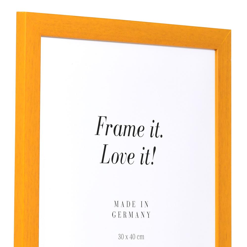 Aktionsrahmen Top Pro 10x15 cm | hellbraun | Normalglas