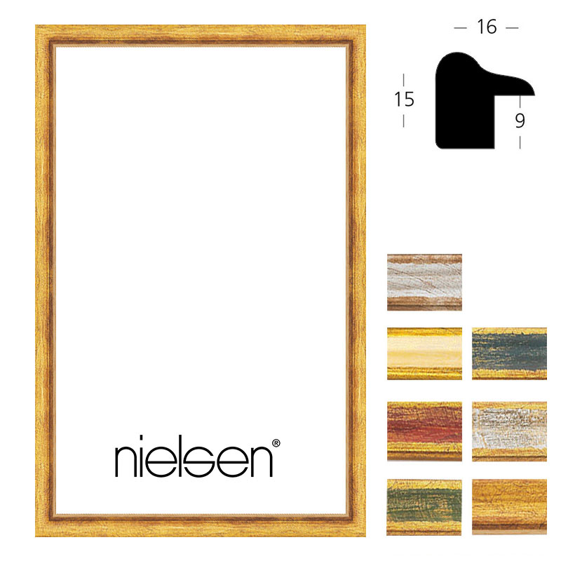 Holz Bilderrahmen Sonderzuschnitt, Classica 16
