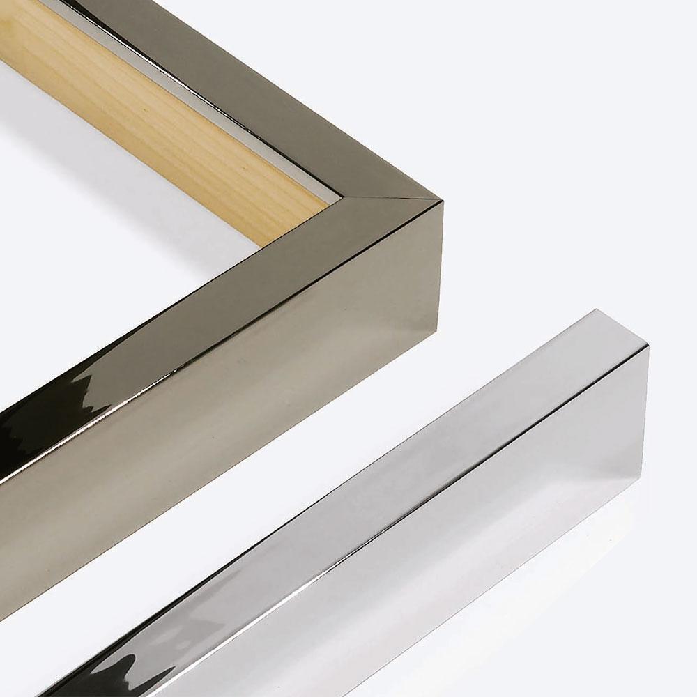 Holz Bilderrahmen Sonderzuschnitt, Matrix 20x52