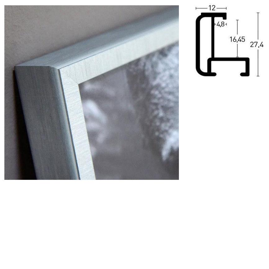 Aluminium Bilderrahmen Sonderzuschnitt, Profil 179