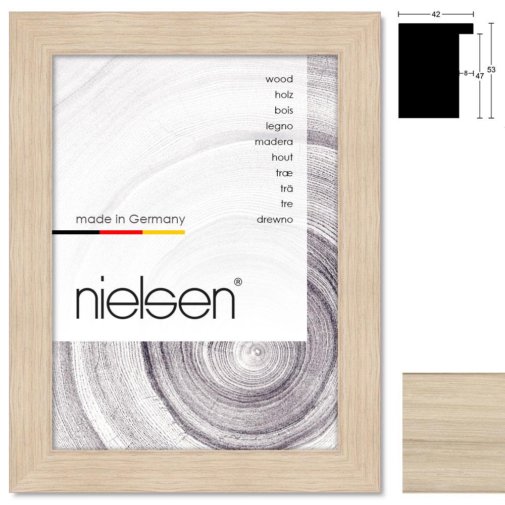 Holz Bilderrahmen Sonderzuschnitt, Oakwoods 42