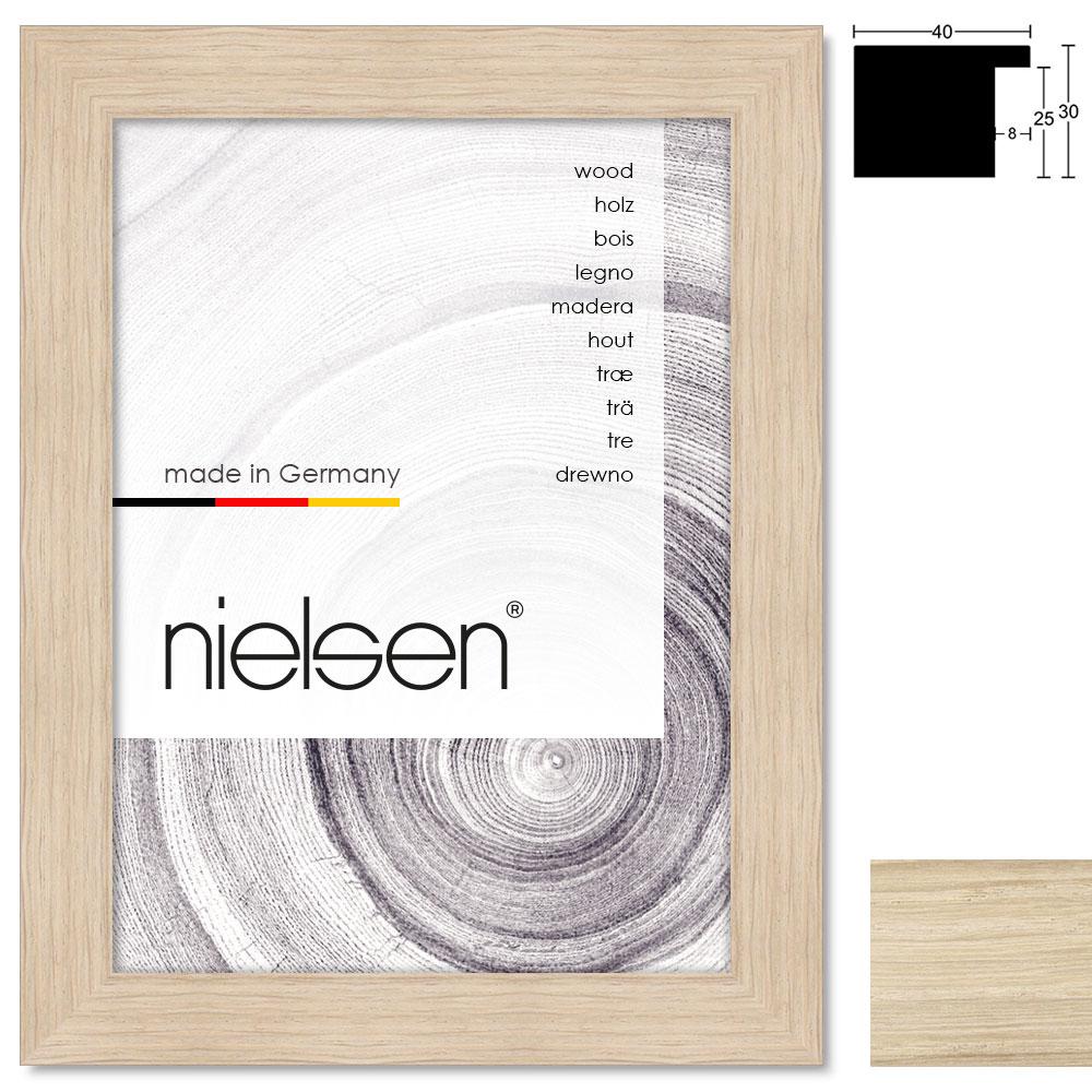 Holzrahmen Sonderzuschnitt, Oakwoods 40x30
