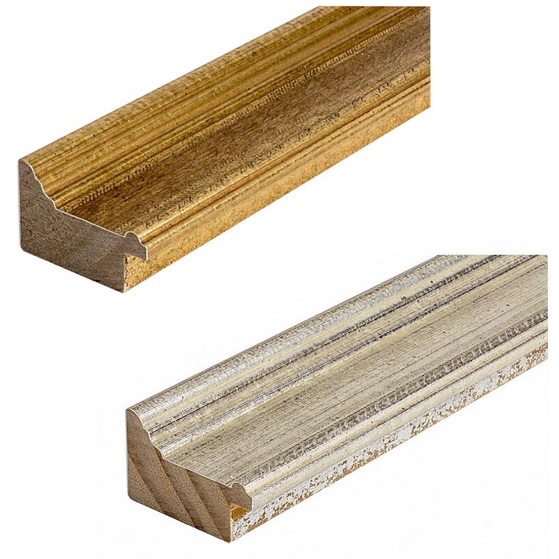 Holz Bilderrahmen Vienna 50