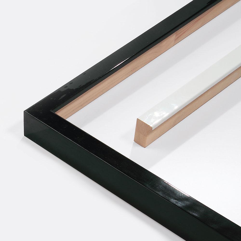Holz Bilderrahmen Matrix B&W 20x34