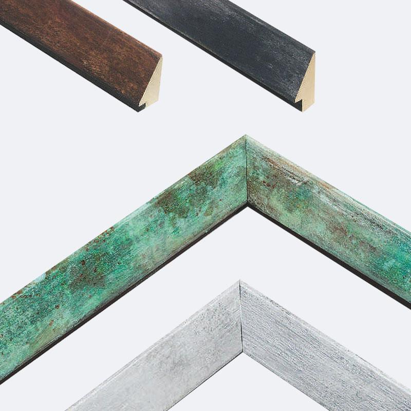 Holz Bilderrahmen Sonderzuschnitt, Officina 23
