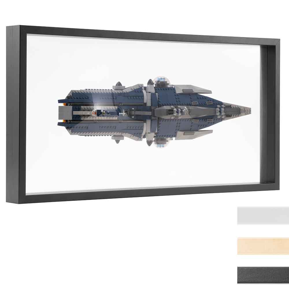 3D Schweberahmen - 40x80 cm