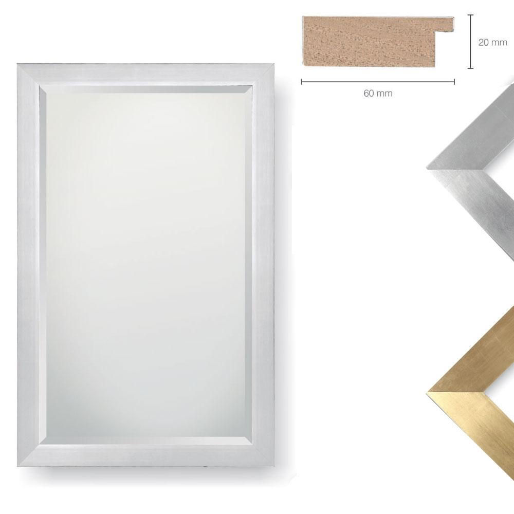 Holz-Spiegel Tedeschi