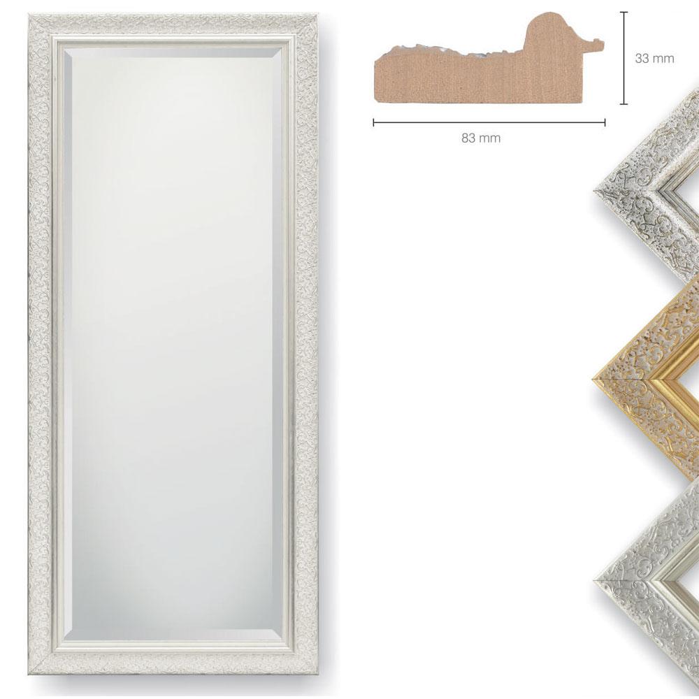 Holz-Spiegel Pane