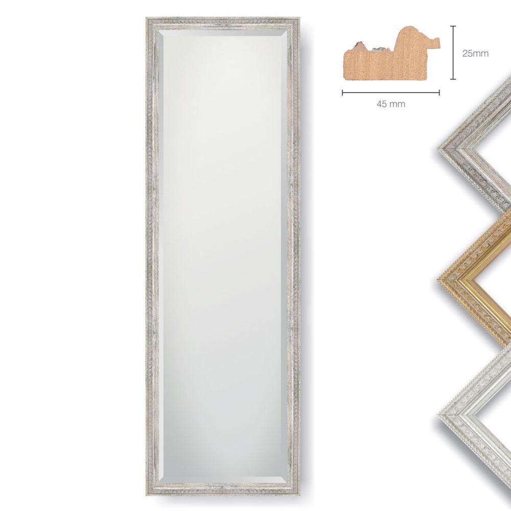 Holz-Spiegel Bartolini
