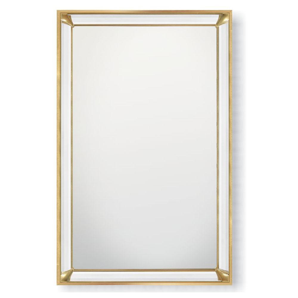 Holz-Spiegel Kristal