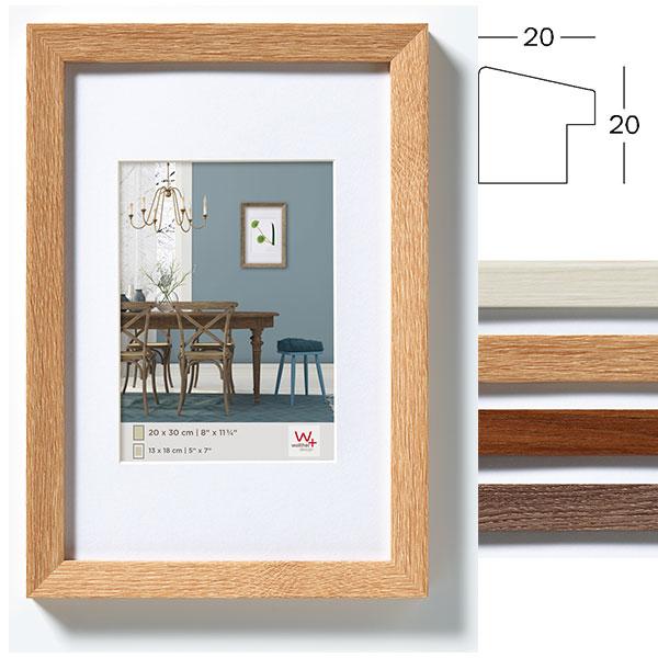 Holz-Bilderrahmen Fiorito