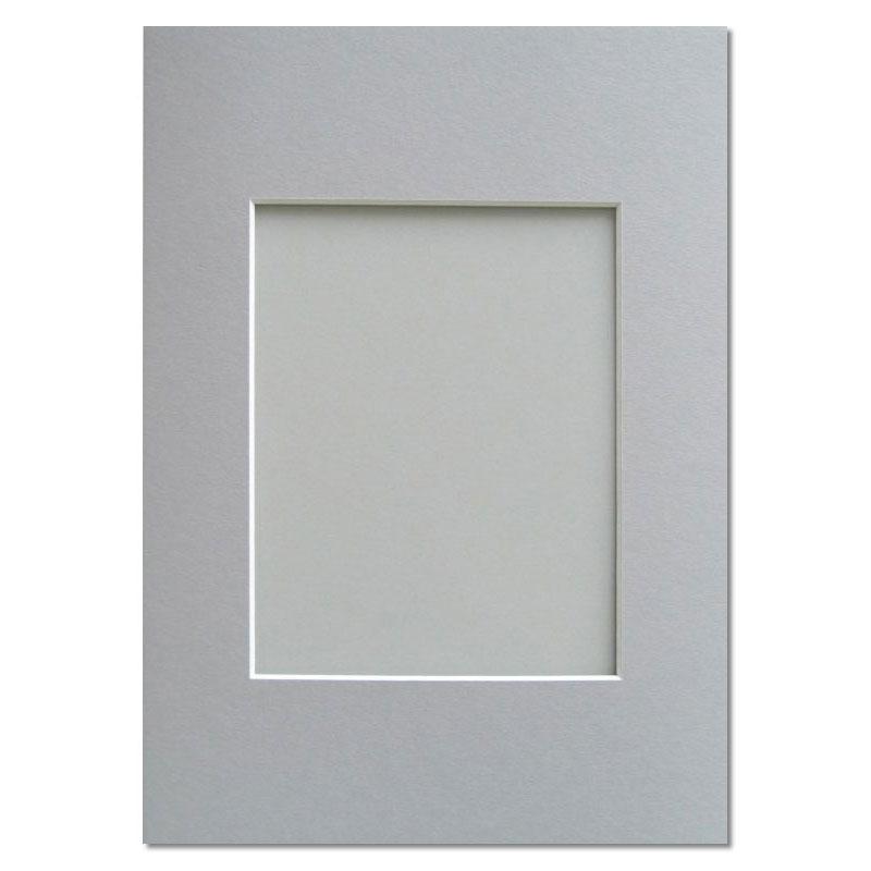 Galerie Passepartout 20x30 cm (13x18 cm) | grau