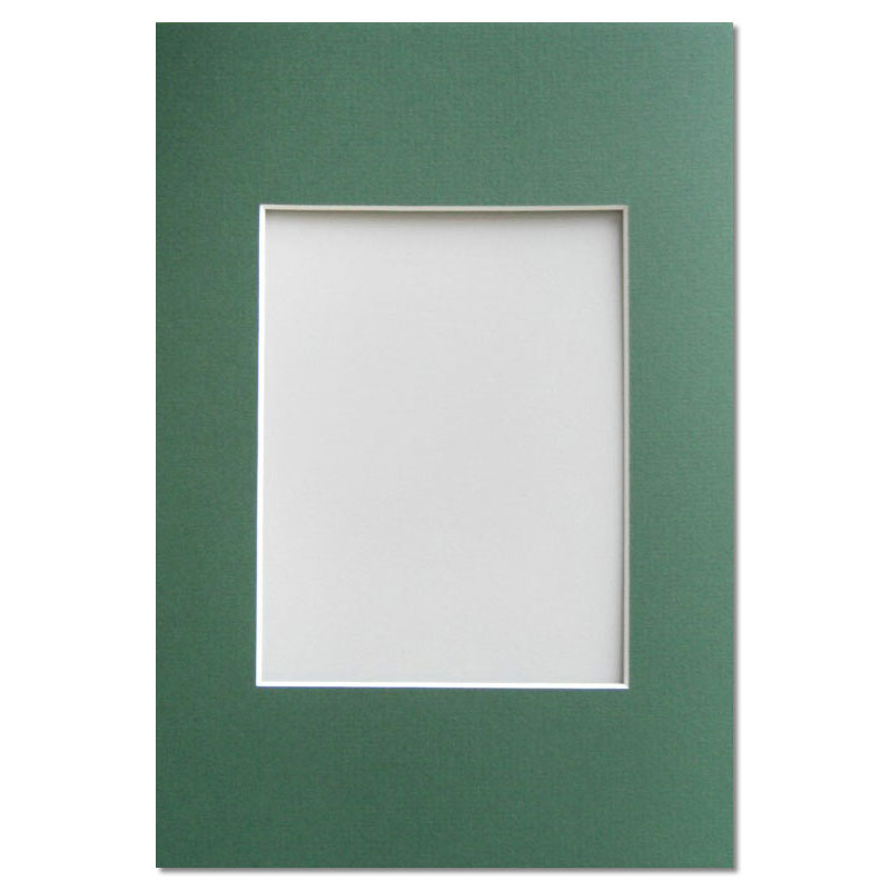 Galerie Passepartout 13x18 cm (9x13 cm) | grün