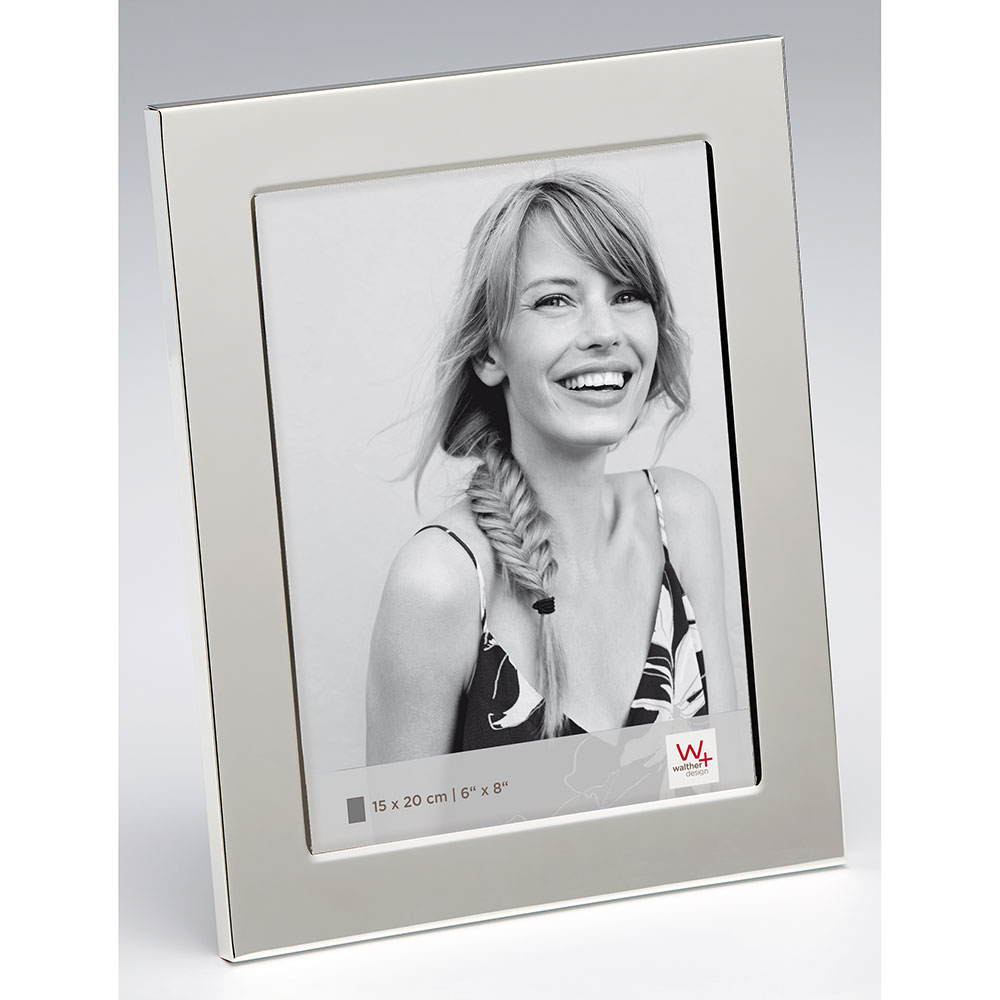 Portraitrahmen Emily 15x20 cm | silber