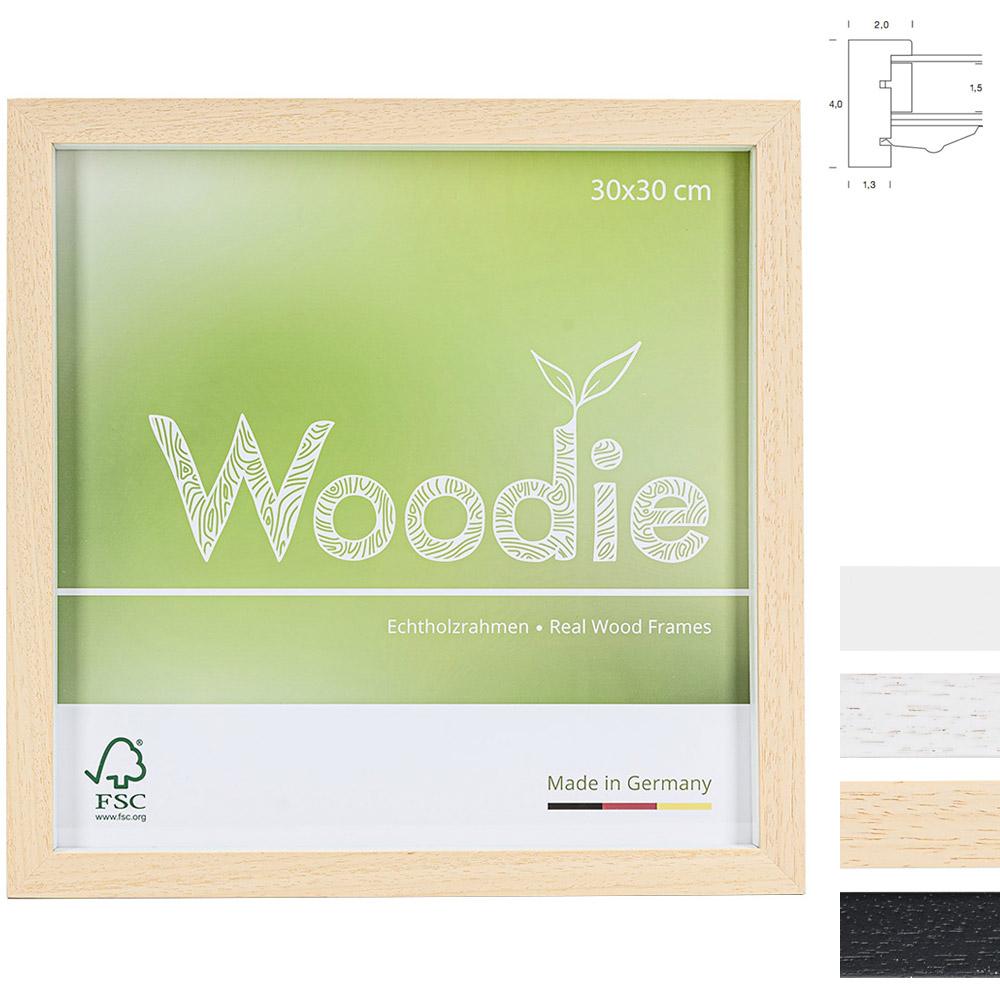 woodie holzrahmen usedom mit distanzleiste. Black Bedroom Furniture Sets. Home Design Ideas